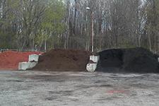 bulk mulch bins