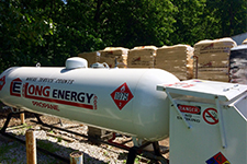 Propane Fills Year Round